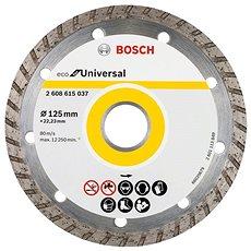 BOSCH Universal Turbo 125x22.23x2.4x7mm - Diamantový kotouč