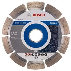 BOSCH Standard for Stone 125x22.23x1.6x10mm - Diamantový kotouč