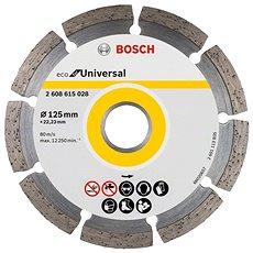 BOSCH Universal 125x22.23x2.0x7mm - Diamantový kotouč