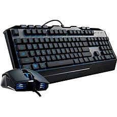 Cooler Master Devastator III CZ - Set klávesnice a myši