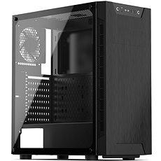 SilentiumPC Armis AR5 TG - Počítačová skříň