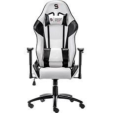 SPC Gear SR300 bílá - Herní židle