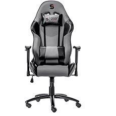 SPC Gear SR300 šedá - Herní židle