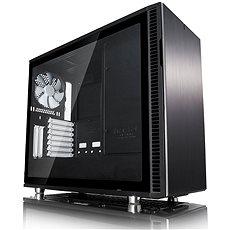 Fractal Design Define R6 USB-C černá Tempered Glass - Počítačová skříň
