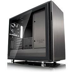 Fractal Design Define R6 USB-C Gunmetal Tempered Glass - Počítačová skříň