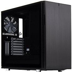 Fractal Design Define R6 Black Tempered Glass - Počítačová skříň