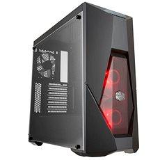 Cooler Master MasterBox K500L Acrylic - Počítačová skříň