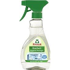 FROSCH Hygienický čistič lednic a jiných kuchyňských povrchů 300 ml - Eko čisticí prostředek
