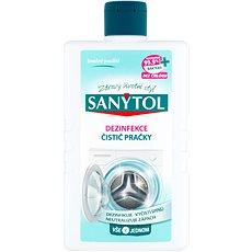 SANYTOL Dezinfekce čistič pračky 250 ml - Čistič pračky