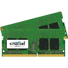 Crucial SO-DIMM 32GB KIT DDR4 2400MHz CL17 pro Mac - Operační paměť