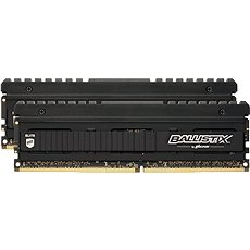 Crucial 8GB KIT DDR4 3000MHz CL15 Ballistix Elite - Operační paměť