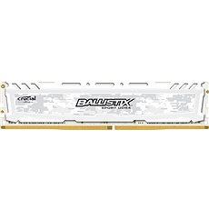 Crucial 4GB DDR4 2666MHz CL16 Ballistix Sport LT White - Operační paměť