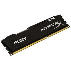 HyperX 16GB DDR4 2933MHz CL17 Fury Black Series - Operační paměť