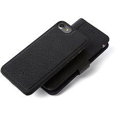 Decoded Leather 2in1 Wallet Case Black iPhone 7/8 - Pouzdro na mobilní telefon