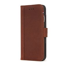 Decoded Leather Wallet Case Brown iPhone 7/8 - Pouzdro na mobilní telefon