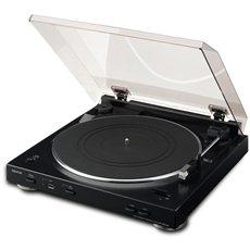 DENON DP-200USB black - Gramofon
