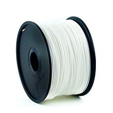 Gembird Filament ABS bílá - Filament