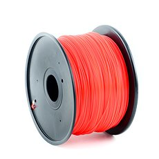 Gembird Filament PLA červená - Filament