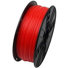 Gembird Filament PLA fluorescentní červená - Filament