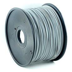 Gembird Filament PLA šedá - Filament