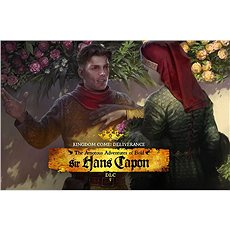 Kingdom Come: Deliverance - The Amorous Adventures of Bold Sir Hans Capon (steam DLC) - Herní doplněk