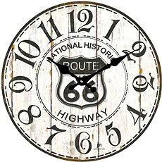 LOWELL 14848 - Nástěnné hodiny