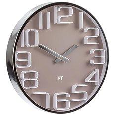FUTURE TIME FT7010BR - Nástěnné hodiny
