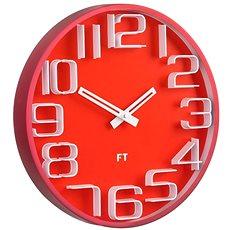 FUTURE TIME FT8010RD - Nástěnné hodiny