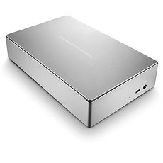 """LaCie 3.5"""" Porsche Design 6TB USB-C - Externí disk"""