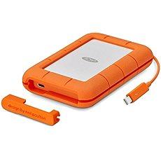 "LaCie 2.5"" Rugged 2TB Thunderbolt USB-C + 3 roky SRS Rescue - Externí disk"