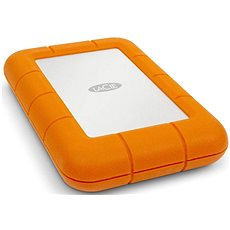 "LaCie 2.5"" Rugged USB-C 1TB + 2 roky SRS Rescue - Externí disk"