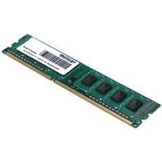 Patriot 4GB DDR3 1600MHz CL11 Signature Line (8x512) - Operační paměť