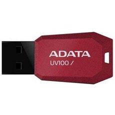 ADATA UV100 8GB červený - Flash disk
