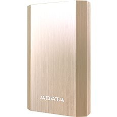 ADATA A10050 Power Bank 10050mAh Gold - Powerbanka