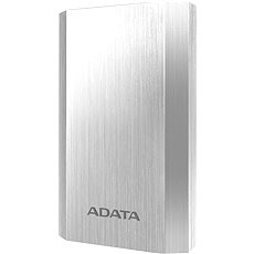 ADATA A10050 Power Bank 10050mAh Silver - Powerbanka