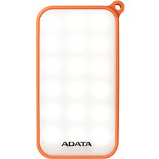 ADATA D8000L Power Bank 8000mAh oranžová - Powerbanka
