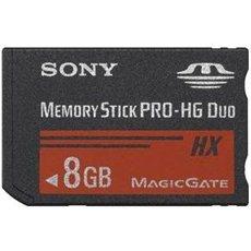 Sony Memory Stick PRO-HG Duo HX 8GB - Paměťová karta