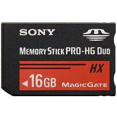 Sony Memory Stick PRO-HG Duo HX 16GB - Paměťová karta