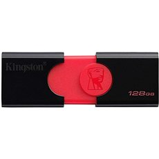 Kingston DataTraveler 106 128GB černý - Flash disk