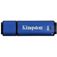 Kingston DataTraveler Vault Privacy 3.0 8GB - Flash disk