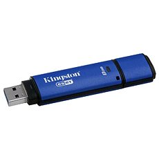 Kingston DataTraveler Vault Privacy 3.0 8GB Eset Antivir edice - Flash disk
