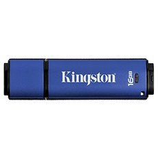 Kingston DataTraveler Vault Privacy 3.0 16GB - Flash disk