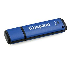 Kingston DataTraveler Vault Privacy 3.0 8GB (Management Ready) - Flash disk