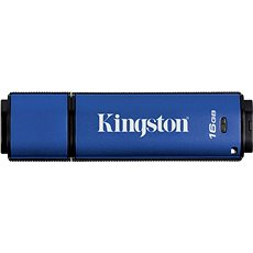 Kingston DataTraveler Vault Privacy 3.0 16GB (Management Ready) - Flash disk