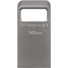 Kingston DataTraveler Micro 3.1 16GB - Flash disk