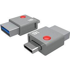 EMTEC DUO T400 16GB - Flash disk