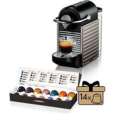 NESPRESSO Krups Pixie XN300510 - Kávovar na kapsle