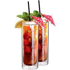 Maxxo Termo Sada sklenic 2ks Mojito - Sklenice na studené nápoje