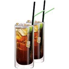 Maxxo Termo Sada sklenic 2ks Cuba Libre - Sklenice na studené nápoje