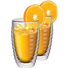 Maxxo Termo Sada sklenic 2ks Juice - Sklenice na studené nápoje
